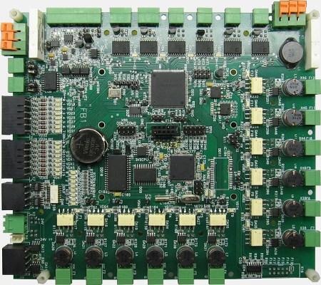 Controller converter electric drive