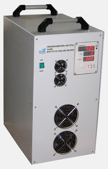 Преобразователь частоты 400 Гц