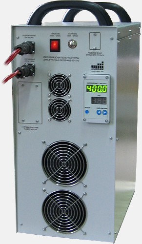 Frequency converter 400 Hz 10 kVA