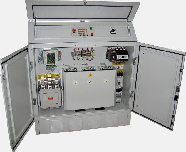 Преобразователь частоты 400 Гц 180 кВА