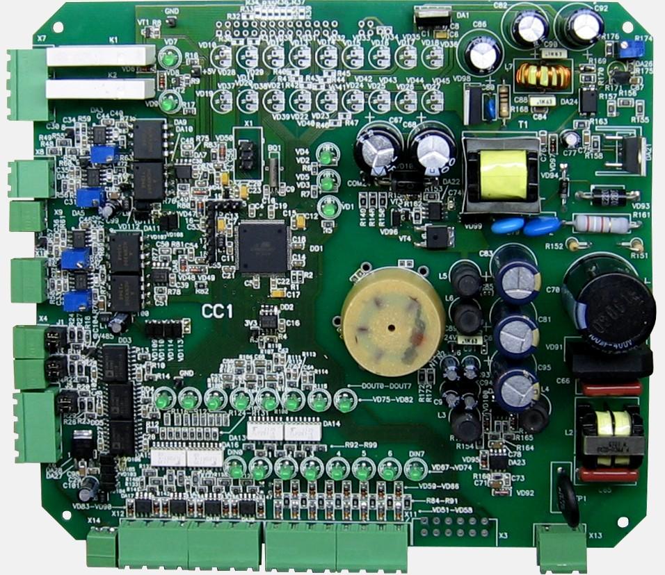 Промышленный контроллер автоматики