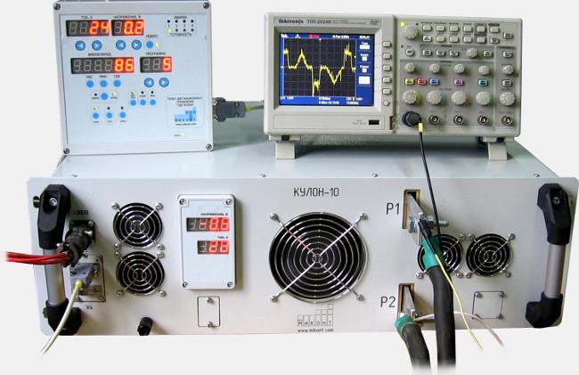 Программируемый источник тока для гальваники