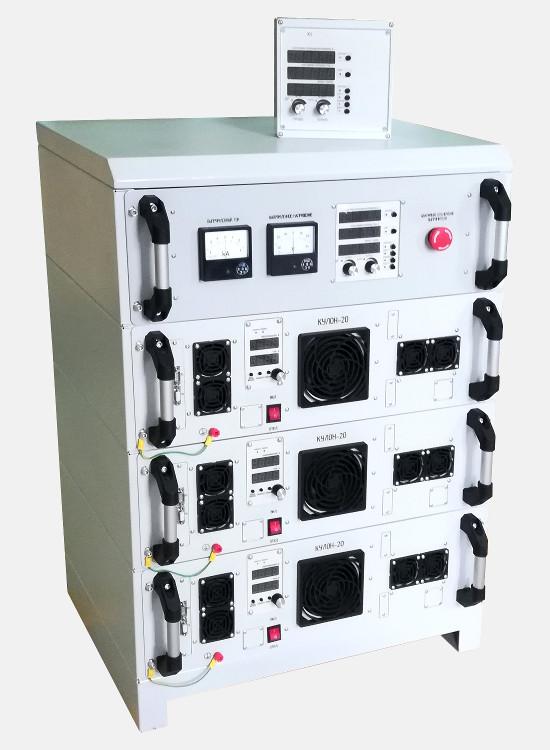 Modular DC power supply