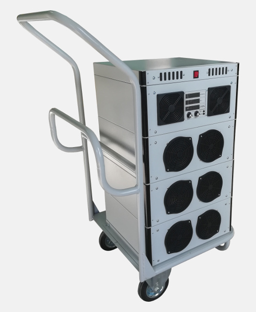 Mobile DC power supply 50kW