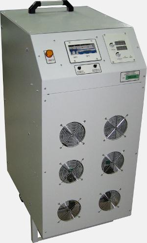 Мощный мобильный источник постоянного тока