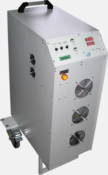 Мобильный источник тока для гальваники
