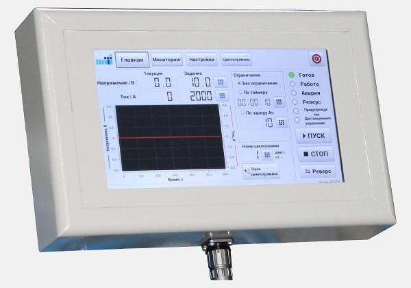 DC power source panel