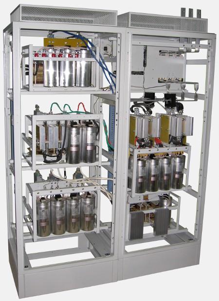 Тиристорный компенсатор реактивной мощности (компановка)