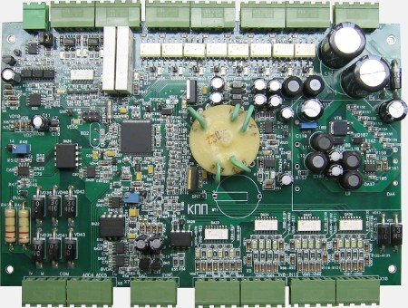 Контроллер устройства плавного пуска