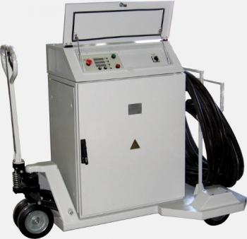 Преобразователь частоты 400 Гц мощностью 90 кВА