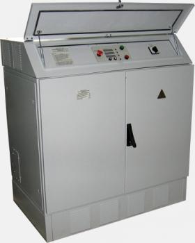 Преобразователь частоты 400 Гц мощностью 180 кВА