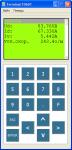 Программный эмулятор пультового терминала