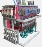 Design, manufacture, commissioning customer-oriented electrical devices